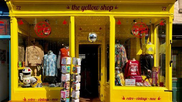 The Yellow Shop, Bath