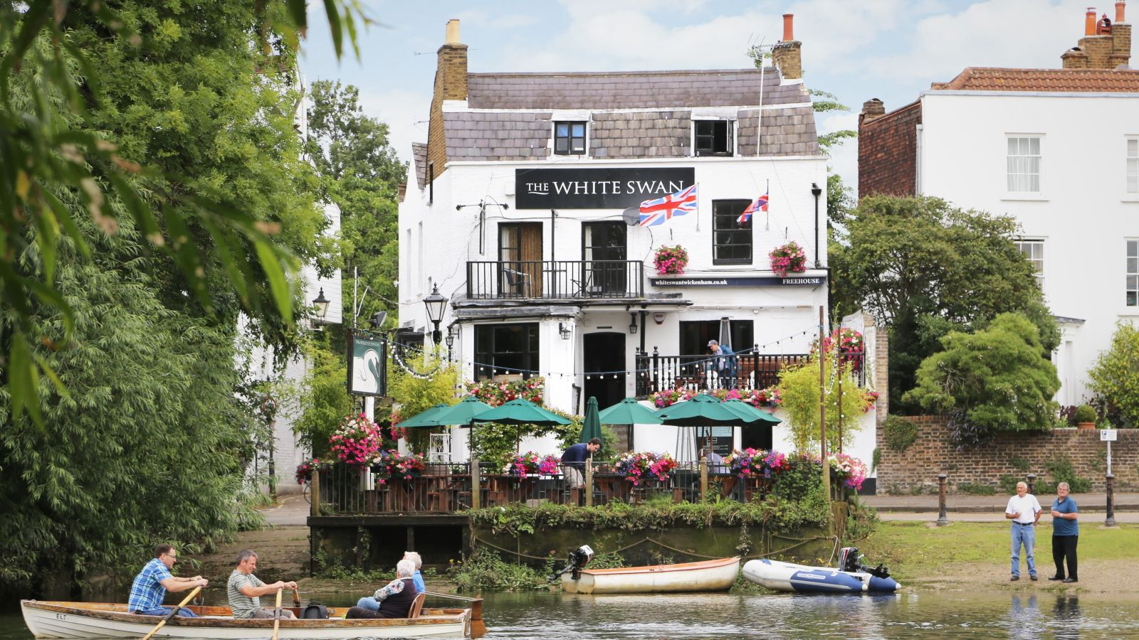 The White Swan, Twickenham