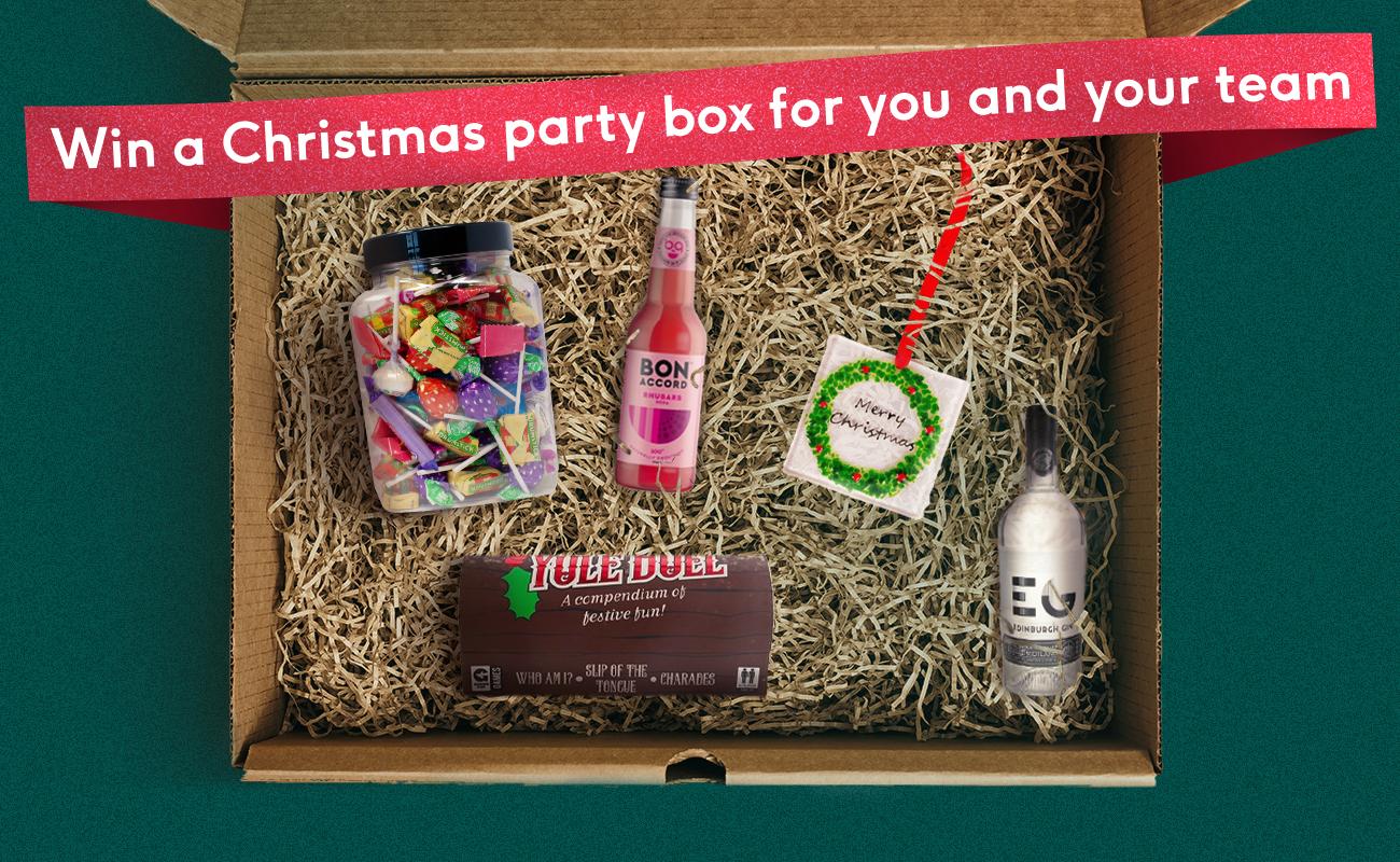 Z4B christmas party box