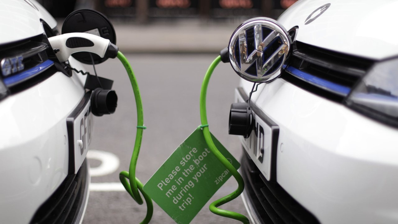 charging vw golf gte zipcar