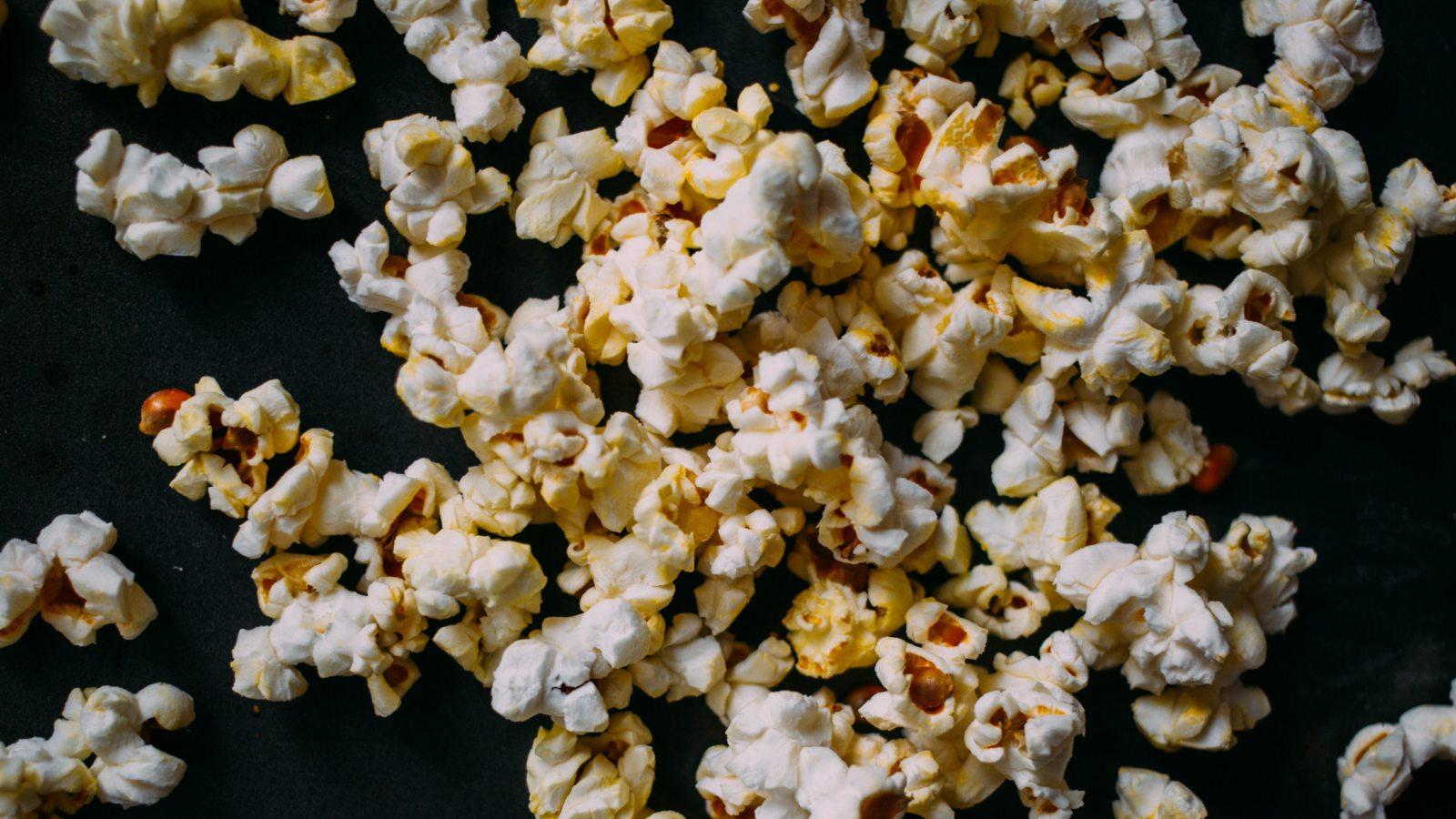 popcorn cinema snacks