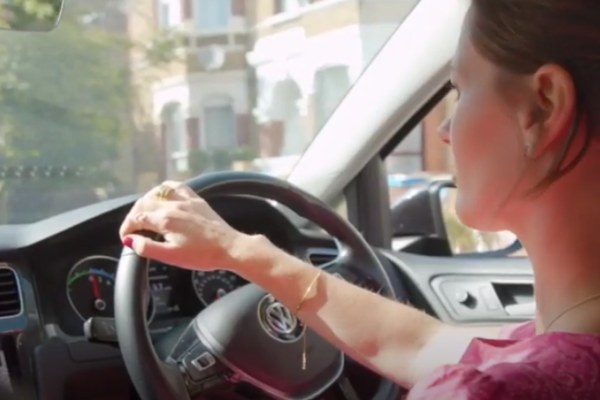 driving zipcar