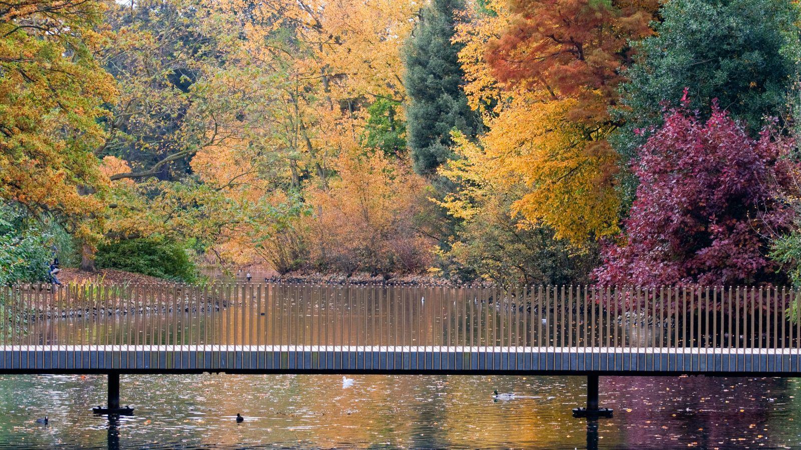 The bridge at Kew
