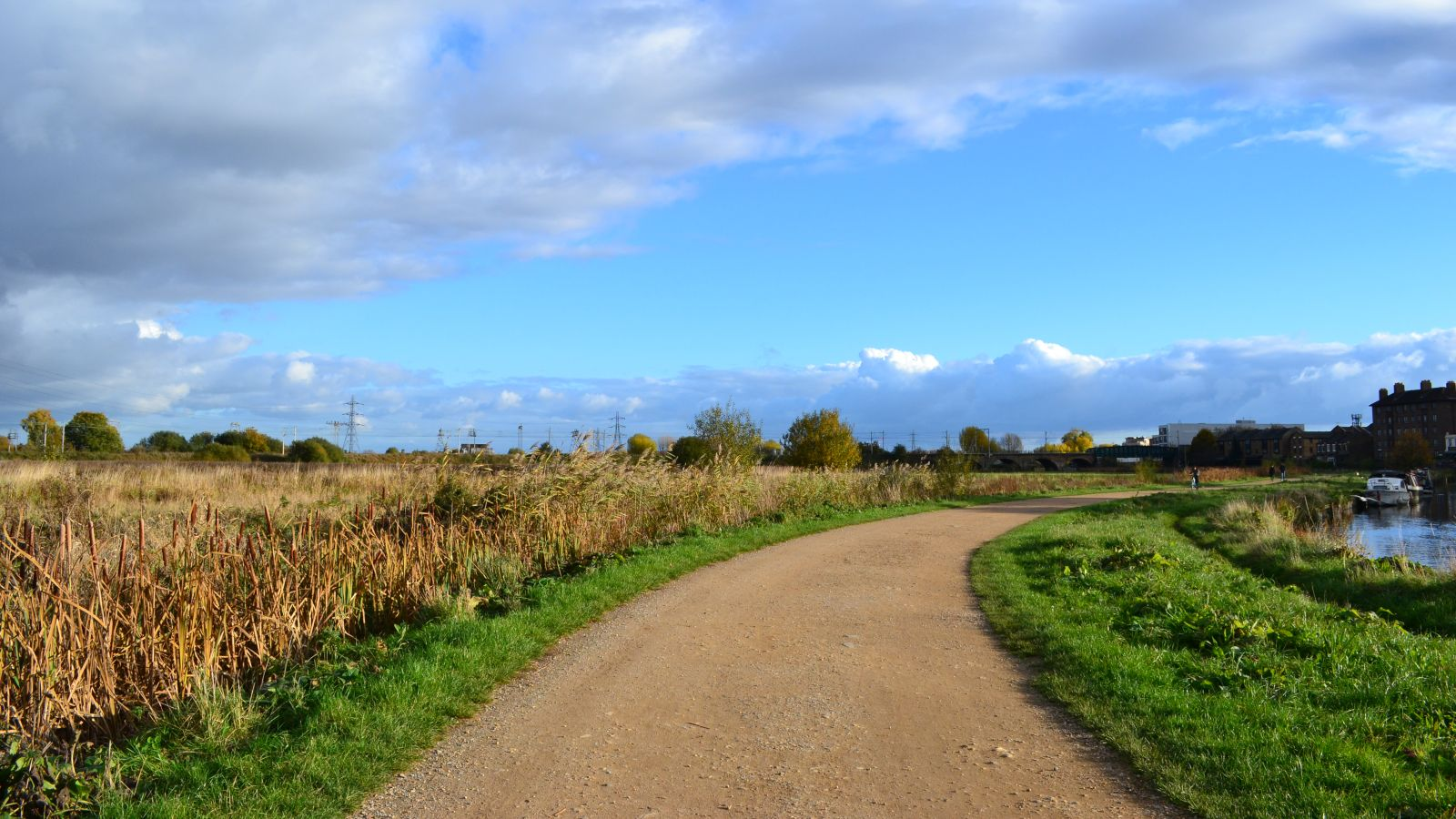 Walthamstow Marsh, Greater London