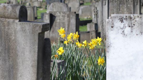 Bunhill Fields Burial Ground