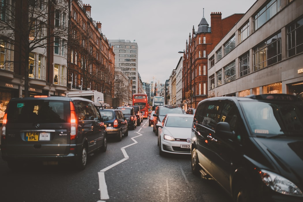 london congestion