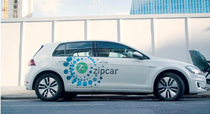 Urban Zipcar