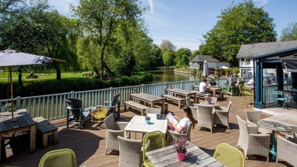 The Weyside, Guildford