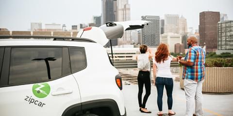 Zipcar Expands in Chicago after Enterprise CarShare Skips Town
