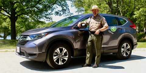 Zipcar Partners with DCR to Outfit 200 Zipcars with Free Annual Passes to Massachusetts State Parks