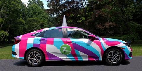 Zipcar Adds Limited-Edition Unicorn Car to its Fleet