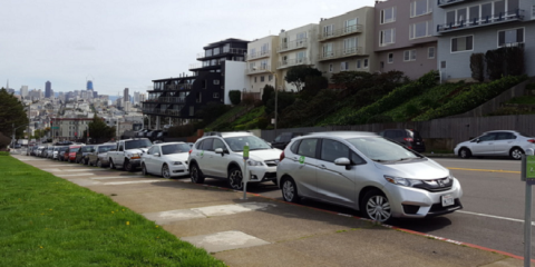 Zipcar to expand on-street spaces in San Francisco