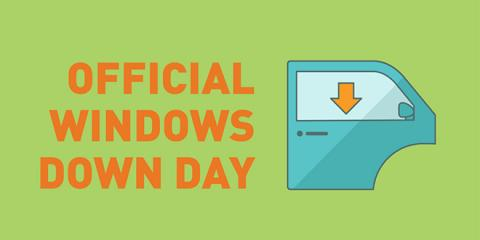 """Zipcar declares first day of spring """"Windows Down Day"""""""