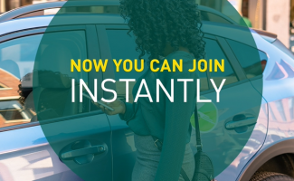 """Zipcar Introduces """"Instant Access"""" to Put New Members Behind the Wheel within Minutes"""
